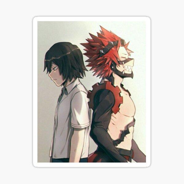 Eijiro Kirishima/ Red Riot Sticker