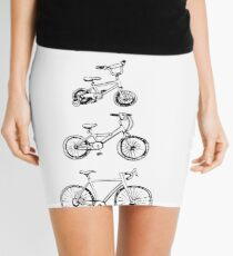 Evolution Mini Skirt
