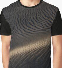 Rippled Graphic T-Shirt