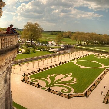 The View From The Chateau by Michaelm43