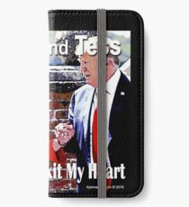 Don't Go Brexit My Heart iPhone Wallet/Case/Skin