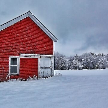 The Lindscott Farm -- Bridgton, Maine by rural-guy
