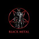 Robocop - Black Metal by eddcross