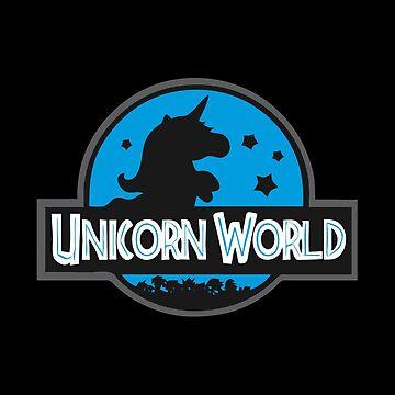 Unicorn world by mapeya