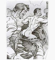 Gay sex Poster