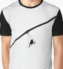 Hang gliding Graphic T-Shirt