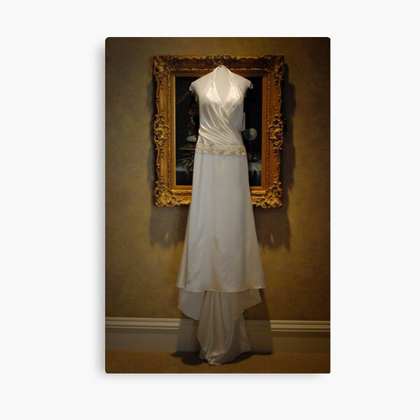 The Dress Canvas Print
