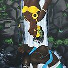 Oshun and Yemaja by NicPhillips