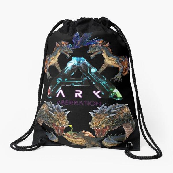 Ark Survival evolved Aberration  Drawstring Bag