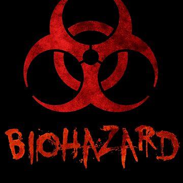 Biohazard symbol by Rebellion-10