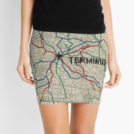 Mapa del término Minifalda