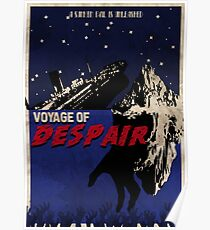 Voyage Of Despair Poster