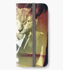 Paradise Cat  iPhone Wallet/Case/Skin