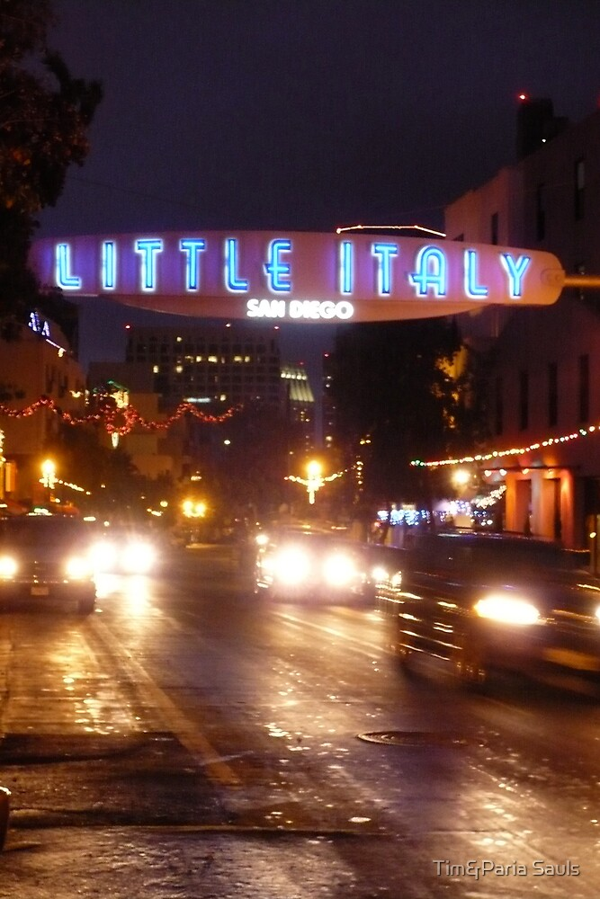 """Little Italy, San Diego"" by Tim&Paria Sauls"