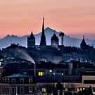 Geneva Cathederal St Pierre by David Freeman