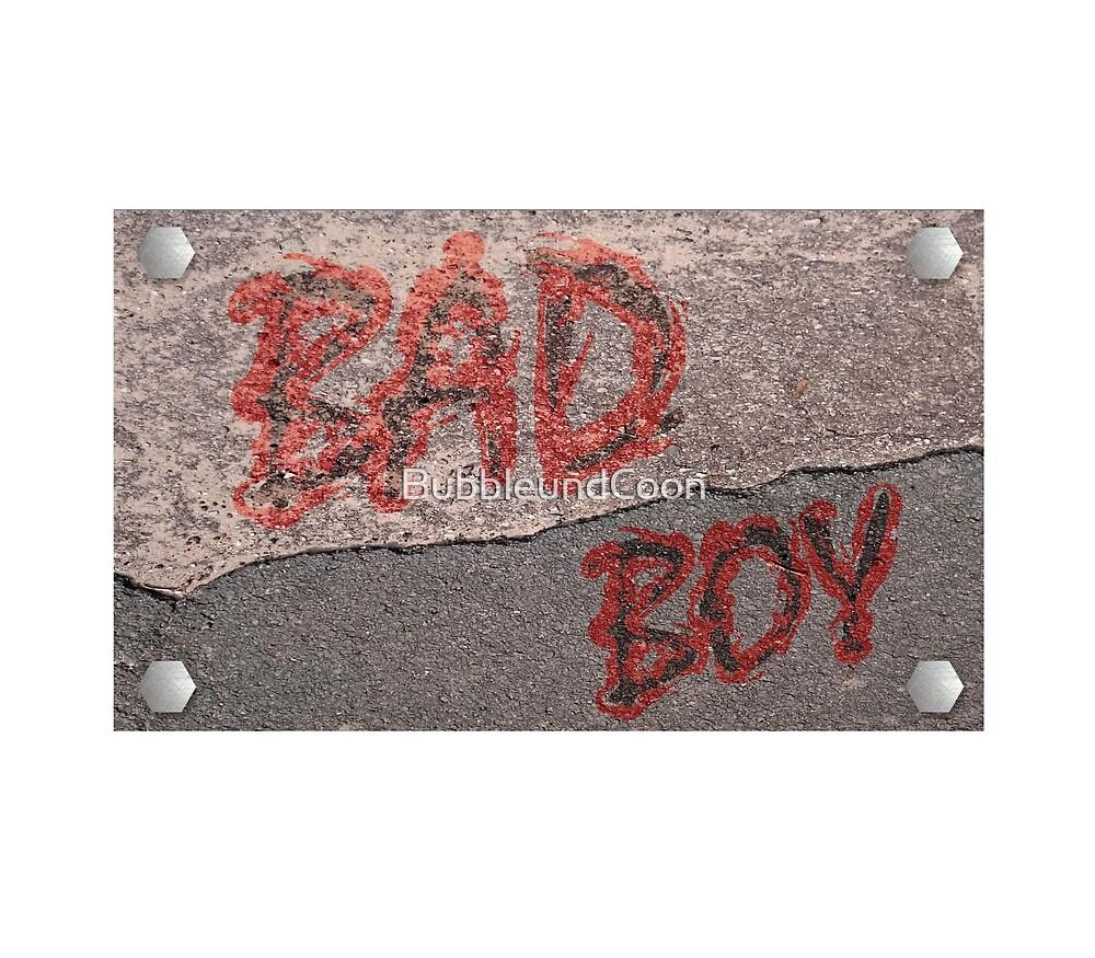 Streetwear, Bad Boy von Stefanie Keller