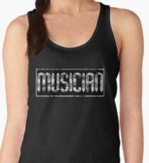 Musician Women's Tank Top