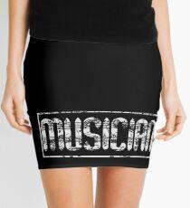 Musician Mini Skirt