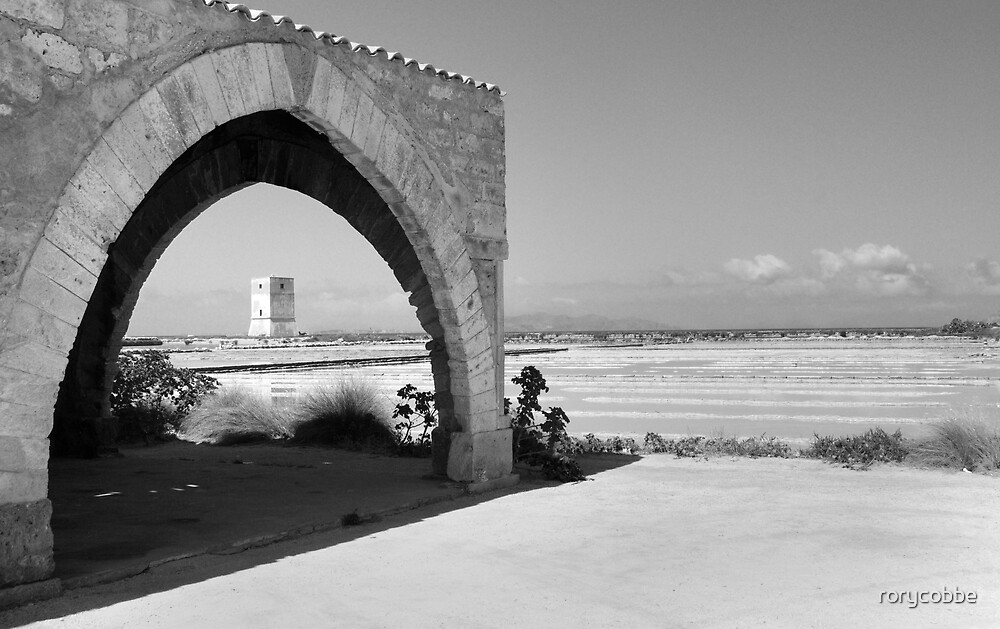 Trapani Salt Pans by rorycobbe