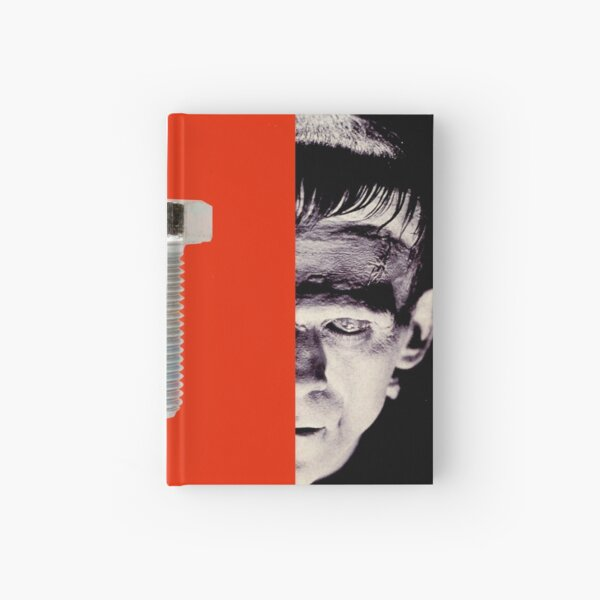 Frankestein & Screw Cuaderno de tapa dura