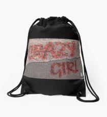 Streetwear Crazy Girl Turnbeutel