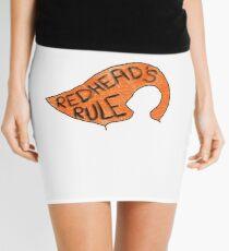 Redheads rule Mini Skirt
