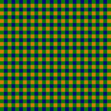 Multicolor Plaid Design by Vitta