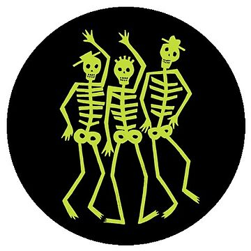 Dancing Skeletons - Retro New Wave Ska Party  by ThatBenWalker