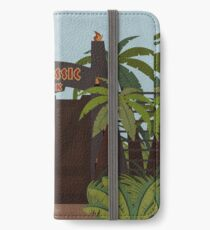 Jurassic Park - What Have They Got In There? King Kong? iPhone Wallet/Case/Skin