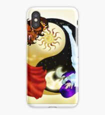 Forever Yin Yang iPhone Case