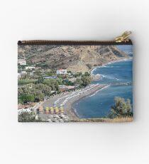 Agia Galini Beach Studio Pouch