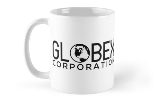 Globex Corporation by Grant Sewell