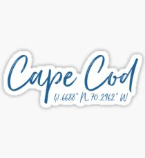 The Cape Sticker