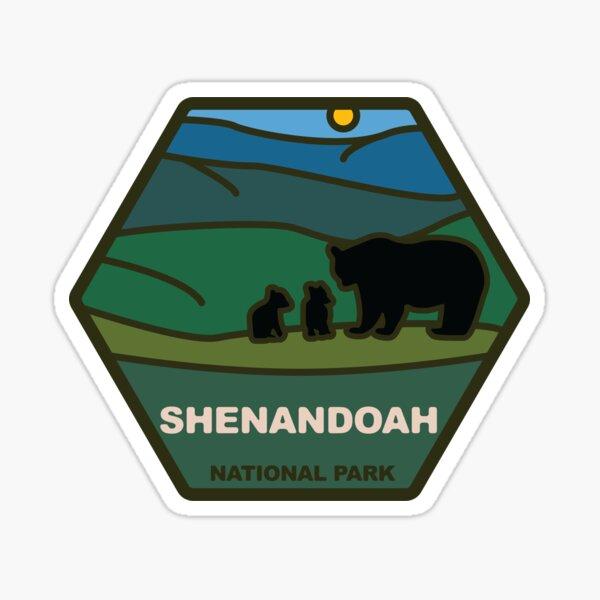 Shenandoah National Park Sticker