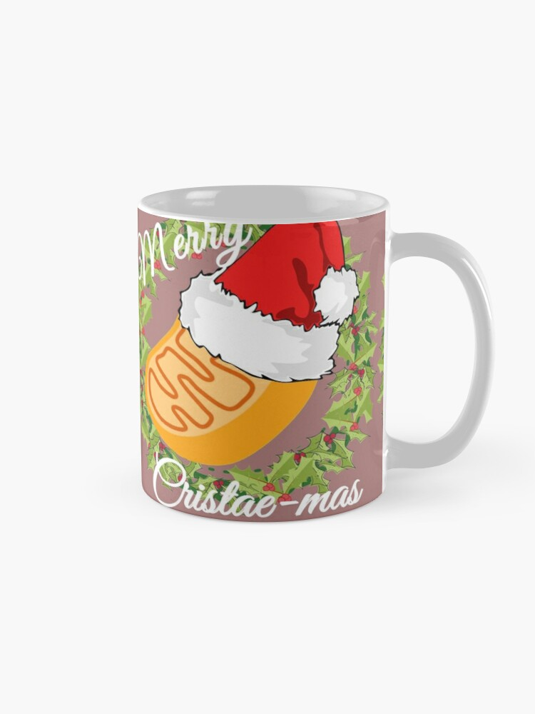 Merry Cristaemas Mitochondria | Mugs