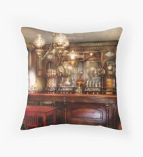 Bar and Tavern Throw Pillow