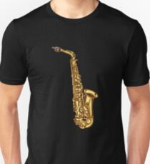 Saxophone saxophone Unisex T-Shirt