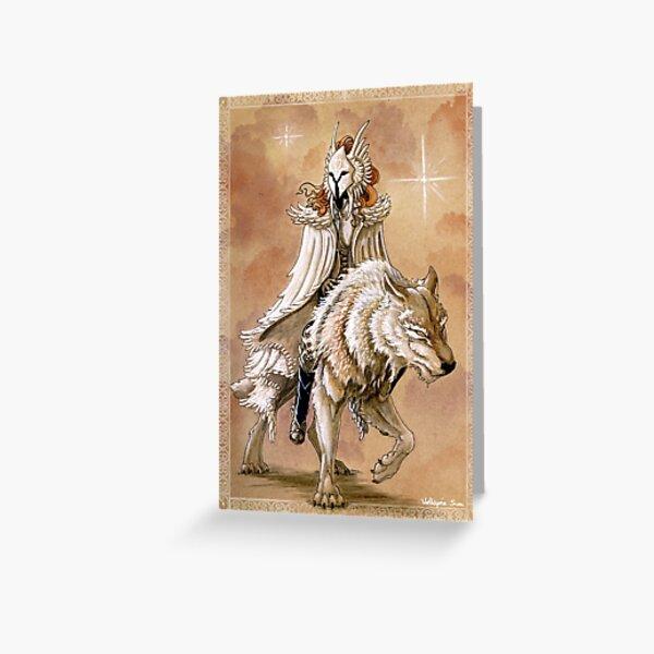 Valkyrie Carte de vœux