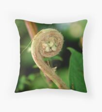 Fiddle Diddle  Throw Pillow