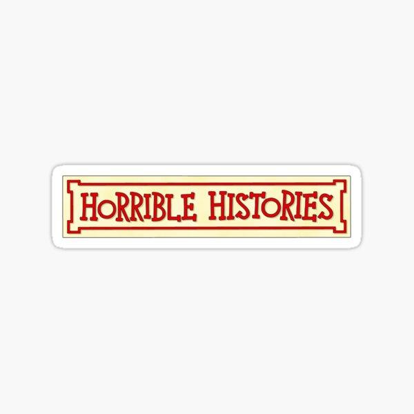 Horrible Histories! Sticker