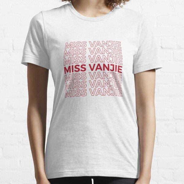 Miss Vanjie RuPaul's Drag Race Essential T-Shirt