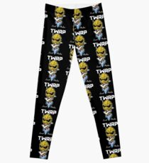 Chibi Lord Phobos 2 Leggings