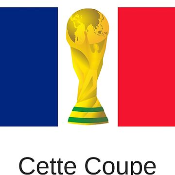 t-shirt world cup france by nucleoofr