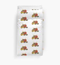 Truck Duvet Cover