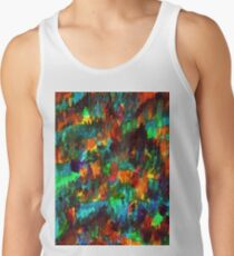 Nightfall on Hillside Tank Top