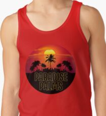 Paradise Palms - Fortnite Gamer Tank Top