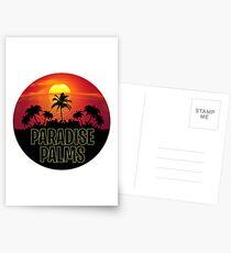Paradise Palms - Fortnite Gamer Postcards