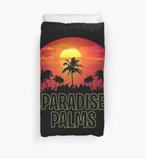 Paradise Palms - Fortnite Gamer Duvet Cover