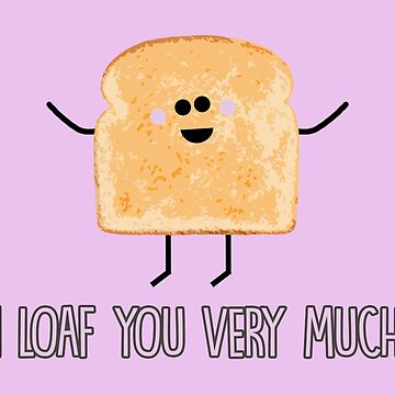 I loaf you very much by fashprints