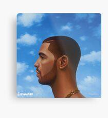 Lámina metálica Drake Nada era lo mismo